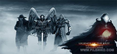 legends of east