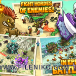 دانلود Kingdom Rush Origins 1.5.2 – بازی پادشاهی راش اندروید + مود + دیتا استراتژیک بازی اندروید موبایل