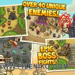 دانلود بازی Kingdom Rush Frontiers 1.3.4 :: برای اندروید به همراه دیتا :: استراتژیک بازی اندروید موبایل