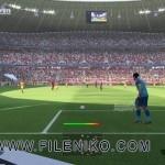 دانلود بازی PES 2015   برای PC به همراه Pesgalaxy Patchو Update بازی بازی کامپیوتر مسابقه ای ورزشی