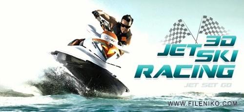 ۳D-JetSki-Racing