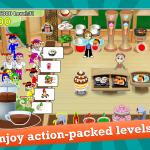 دانلود بازی Cooking Dash 1.18.13 به آشپزی و سرو غذا برای مشتریان بپردازید بازی اندروید سرگرمی موبایل