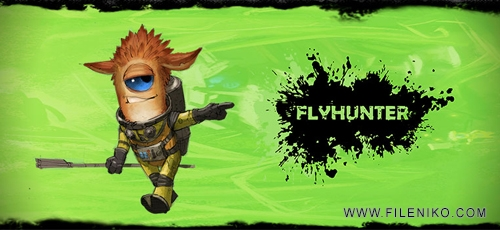 Flyhunter-Origins