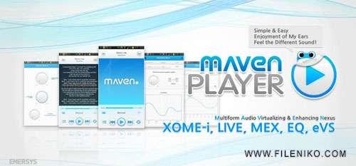 MAVEN-Music-Player