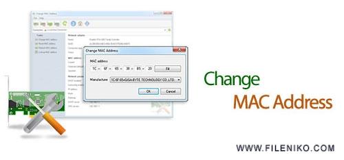 change-mac-address
