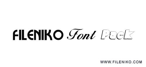 font-pack