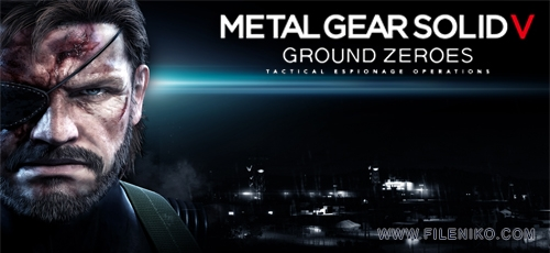دانلود بازی Metal Gear Solid V Ground Zeroes برای PC