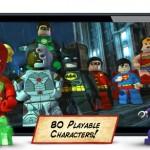 دانلود LEGO Batman DC Super Heroes v1.7 :: از سری بازی های جذاب LEGO برای iOS :: بازی iOS موبایل