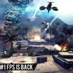 دانلود Modern Combat 4 Zero Hour v1.2.1 :: بازی معروف و اکشن Modern Combat 4 Zero Hour برای iOS :: بازی iOS مطالب ویژه موبایل