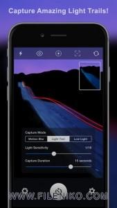 دانلود Slow Shutter Cam v3.0 :: برنامه عکاسی با ویژگی خاص برای iOS :: موبایل نرم افزار iOS