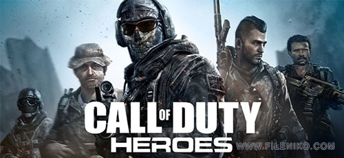 دانلود Call of Duty®: Heroes 3.0.0  بازی ندای وظیفه: قهرمانان اندروید