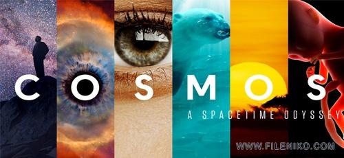 دانلود مستند Cosmos A Spacetime Odyssey با دوبله فارسی با کیفیت Full HD