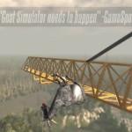 دانلود Goat Simulator 1.3.2 بازی سرگرم کننده شبیه ساز بز برای اندروید به همراه دیتا بازی اندروید شبیه سازی موبایل