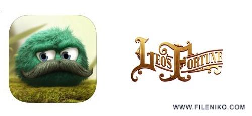 دانلود  1.0.5 Leo's Fortune بازی ماجراجویی کم نظیر اندروید به همراه دیتا
