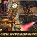 دانلود بازی Oddworld: Stranger's Wrath برای اندروید به همراه دیتا :: اکشن بازی اندروید ماجرایی موبایل