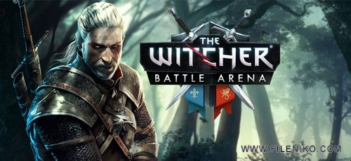 The-Witcher-Battle-Arena