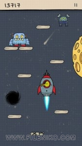 دانلود بازی Doodle Jump v3.12  بازی جذاب Doodle Jump برای iOS بازی iOS موبایل