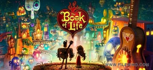دانلود انیمیشن The Book of Life 2014 دوبله فارسی