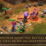 دانلود Heroes of Order and Chaos 3.2.2b بازی قهرمانان نظم و آشوب برای اندروید به همراه دیتا اکشن بازی اندروید موبایل