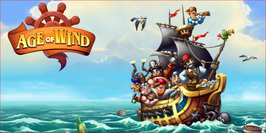 دانلود بازی Age of wind 3 1.2 برای اندروید به همراه دیتا و ...