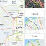 دانلود Nokia HERE WeGo 2.0.11117 نقشه و مسیریاب نوکیا برای اندروید + نقشه آفلاین ایران و سخنگوی فارسی موبایل نرم افزار اندروید