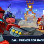 دانلود Angry Birds Transformers 1.30.4  بازی پرندگان خشمگین - تبدیل شوندگان اندروید همراه با دیتا + نسخه مود بازی اندروید سرگرمی موبایل