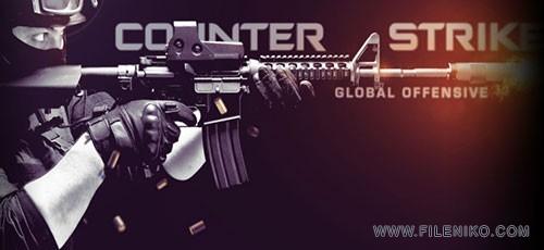 دانلود بازی Counter Strike Global Offensive برای PC (نسخه اختصاصی گیم نیکو) و آموزش آنلاین بازی کردن
