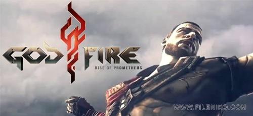 دانلود بازی Godfire: Rise of Prometheus v1.1.161 به همره نسخه مود شده و دیتا برای اندروید