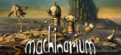 دانلود Machinarium 2.3.0  بازی فکری و معمایی اندروید + دیتا
