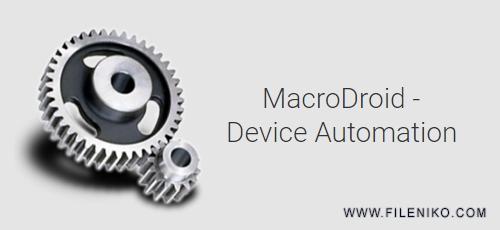 MacroDroid–Device-Automation
