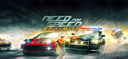 دانلود Need for Speed No Limits 2.4.2 دانلود بازی نیاز به سرعت: نامحدود برای اندروید همراه با دیتا + نسخه مود