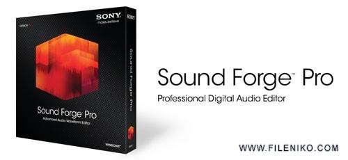 SONY-Sound-Forge-Pro