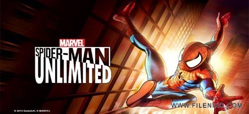 دانلود بازی Spider-Man Unlimited 2.0.3c برای اندروید