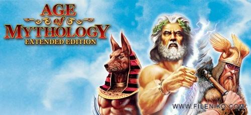 دانلود بازی Age of Mythology : Extended Edition  بازی استراتژیکی عصر اساطیر