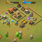 دانلود Castle Clash 1.3.17  بازی کستل کلش اندروید استراتژیک بازی اندروید موبایل