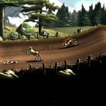 دانلود Mad Skills Motocross 2 v.2.6.0 بازی موتو کراس هیجانی برای اندروید بازی اندروید مسابقه ای موبایل