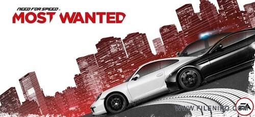دانلود Need for Speed Most Wanted 1.3.69 نید فور اسپید اندروید + دیتا + مود