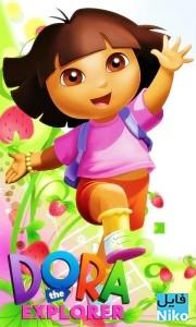 دانلود فصل دوم انیمیشن سریالی Dora the Explorer دورای جستجوگر انیمیشن مالتی مدیا مجموعه تلویزیونی