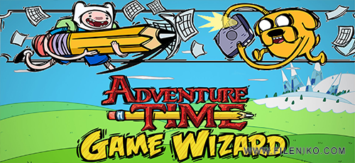 Adventure Time Game Wizard (1)
