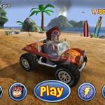 دانلود Beach Buggy Racing 1.2.12 بازی مسابقات ساحلی اندروید به همراه مود بازی اندروید مسابقه ای موبایل