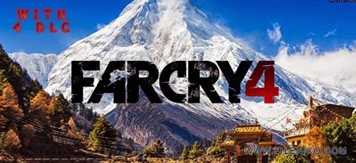 دانلود بازی  Far Cry 4 V1.9 INCL 4DLC برای PC