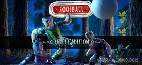 Foosball-Street-Edition