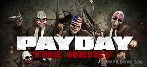 Payday-The-Heist