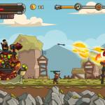 دانلود بازی Snail Battles برای اندروید اکشن بازی اندروید سرگرمی موبایل