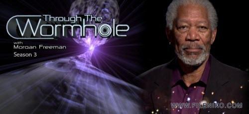 دانلود مستند Through the Wormhole Season 3 درون کرم چاله ها با زیرنویس فارسی