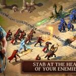 دانلود بازی Age of Sparta برای اندروید به همراه دیتا استراتژیک بازی اندروید موبایل
