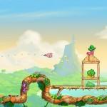 دانلود Angry Birds Stella 1.1.4 بازی پرندگان خشمگین استلا اندروید به همراه نسخه مود شده بازی اندروید سرگرمی موبایل