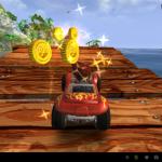 دانلود Beach Buggy Racing 1.2.14 بازی مسابقات ساحلی اندروید به همراه مود بازی اندروید مسابقه ای موبایل