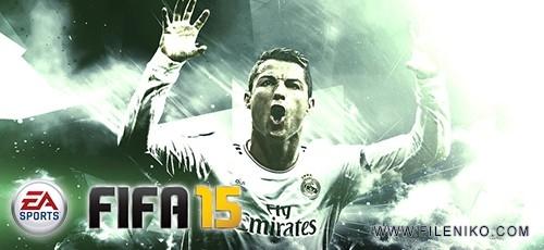 دانلود بازی FIFA 15 برای PC