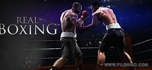 دانلود Real Boxing 2.2.0 بازی هیجان انگیز بوکس اندروید به همراه دیتا و نسخه مود شده